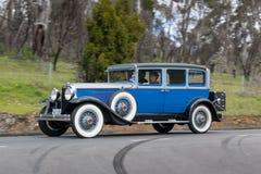 Graham Paige 837 Sedan 1929 Arkivfoton