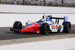Graham Rahal Indianapolis 500 Pole Day 2011 Indy Royalty Free Stock Images