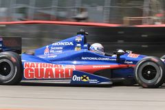 Graham Rahal race car driver Stock Images