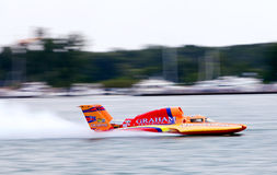 Graham Unlimited Hydroplane Royalty Free Stock Images