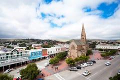 Grahamstown, Zuid-Afrika Stock Afbeeldingen