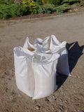 Grain bags 2 Royalty Free Stock Image