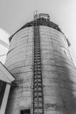 Grain bin Stock Photos