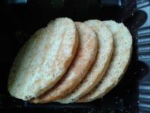 Grain biscuits Stock Photos