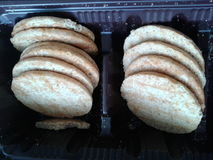 Grain biscuits Royalty Free Stock Photography