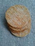 Grain biscuits Stock Image