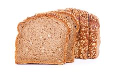 Grain bread Royalty Free Stock Image