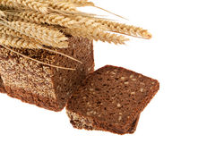 Grain Bread And Cereals Stock Photo
