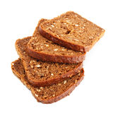 Grain bread slices Royalty Free Stock Photo