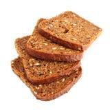 Grain bread slices Royalty Free Stock Photo
