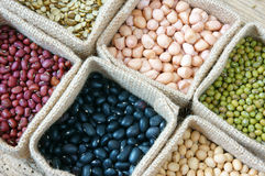 Grain, cereal, healthy food, nutrition eating Stock Image