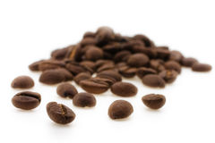 Grain coffee Royalty Free Stock Photos