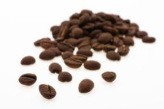 Grain coffee Royalty Free Stock Images