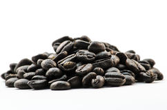 Grain Coffee. Bean fresh scented Royalty Free Stock Image
