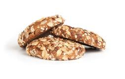 Grain cookies Stock Images