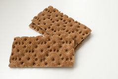Grain crackers Stock Photo