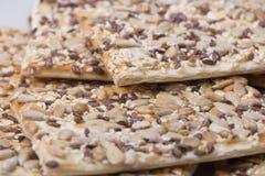 Grain crackers Stock Image