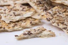 Grain crackers Stock Photos