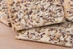 Grain crackers Royalty Free Stock Photos