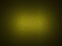 Grain dark gold paint wall Royalty Free Stock Photo
