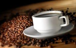 Grain de café Photographie stock libre de droits