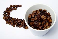 Grain de café Photo libre de droits