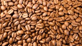 Grain de café après rôti Photos libres de droits
