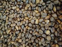 Grain de café toujours vous inciter à sentir bon 1 photographie stock