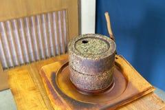 Grain de caf? de morcellement photographie stock libre de droits