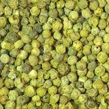 Grain de poivre vert Image stock
