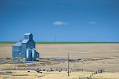 Grain elevator Royalty Free Stock Photo