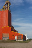 Grain Elevators Stock Images