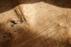 Grain en bois Images libres de droits