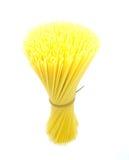 Grain entier de pâtes (spaghetti) Photos stock