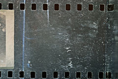 Grain film scratches Royalty Free Stock Photos