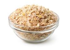 Grain flakes Stock Image