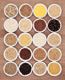 Grain Food Selection Royalty Free Stock Photo