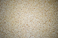 Grain of granite sand texture Stock Photo