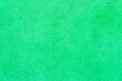 Grain green paint wall background or texture Stock Image