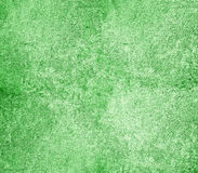 Grain green paint wall background or texture Stock Photo