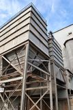 Grain Hopper Royalty Free Stock Photos