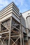 Grain Hopper. The hopper at a grain elevator Royalty Free Stock Photos