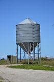 Grain Hopper on a Farm Royalty Free Stock Photos