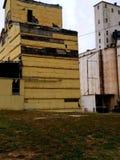 Grain Mills royalty free stock image