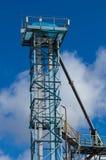 Grain Pumping Tower Royalty Free Stock Photo