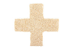 Grain of quinoa Royalty Free Stock Images