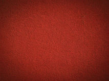 Grain red paint wall Royalty Free Stock Images