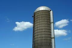 Grain Silo Stock Images
