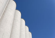Free Grain Silo Stock Photography - 21455142