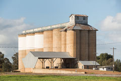 Grain Silos Beckom NSW Royalty Free Stock Photography